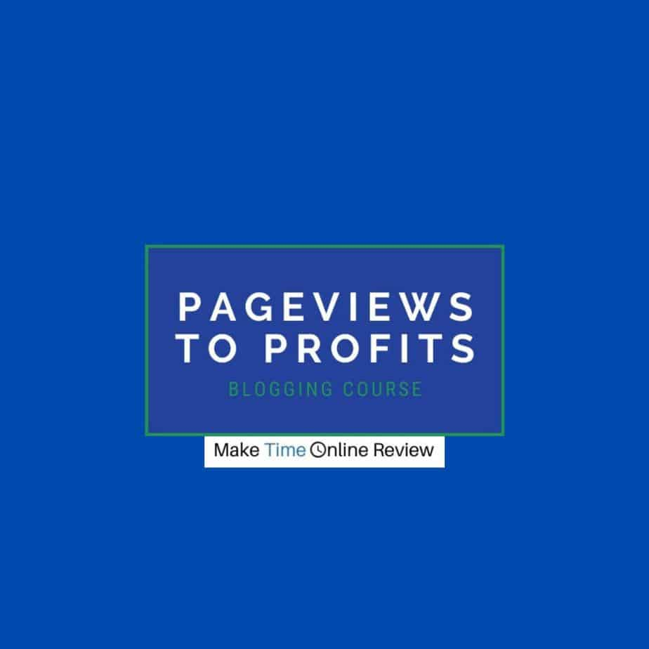 Is Pageviews to Profits a Scam: Logo