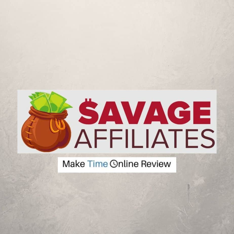 Is Savage Affiliates a Scam: Logo