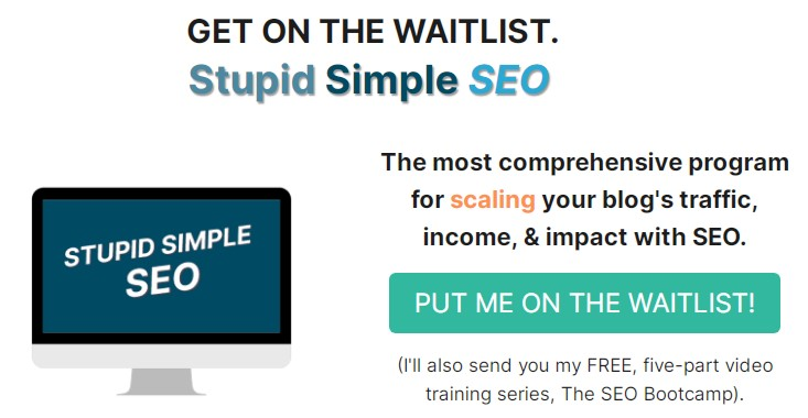 Is Stupid Simple SEO a Scam: Cons