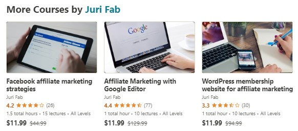 Is Udemy's Twitter Affiliate Marketing or Get Sales on Autopilot Scam: Cons