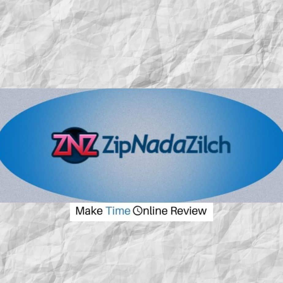 Is Zip Nada Zilch a Scam: Logo