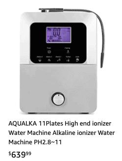 Amazon pH levels